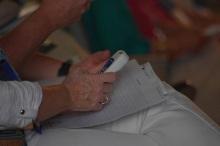 Voting device